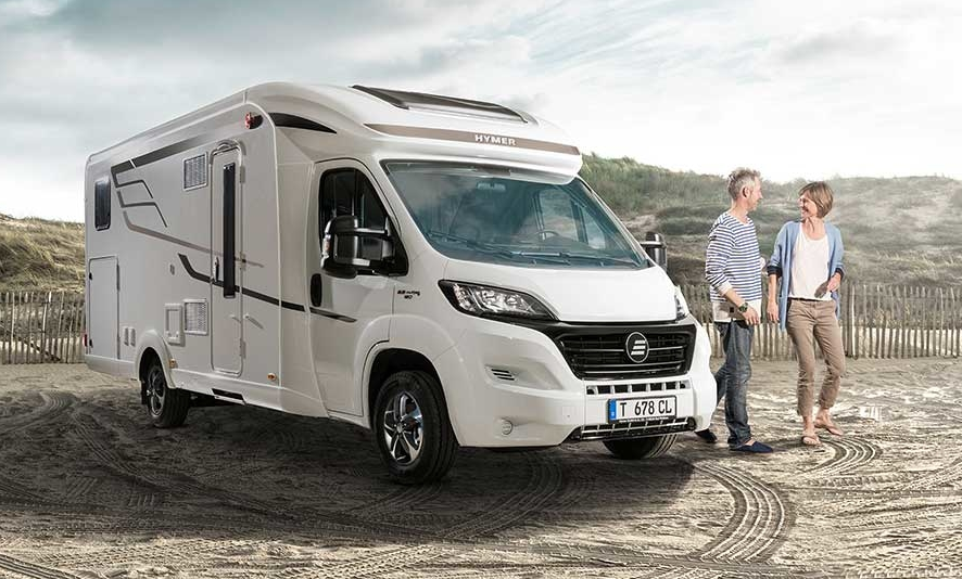 Caravan Zonder Badkamer : Van drogen campers & caravans hymer tramp cl