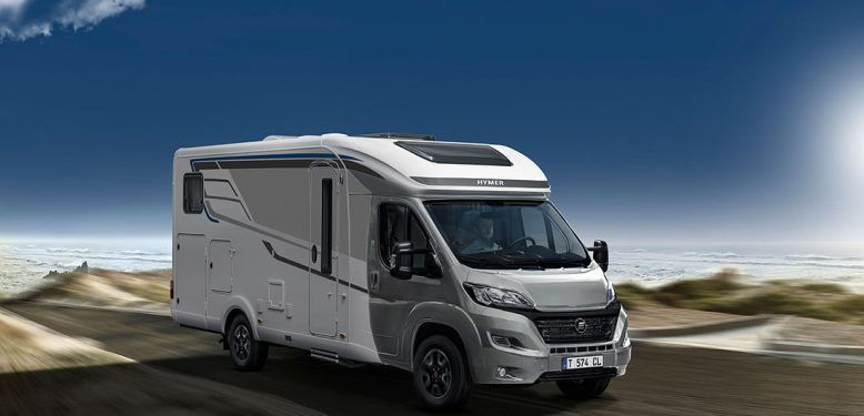 "HYMER Tramp CL ""Ambition"""