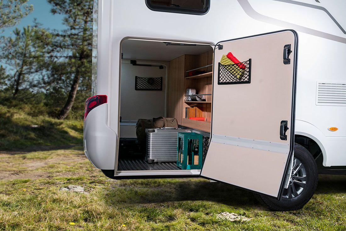 Badkamer Achterin Caravan : Van drogen campers & caravans hymermobil b klasse moderncomfort t
